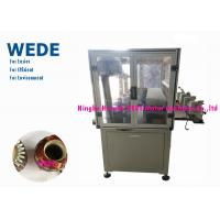 Cheap 24 External Slots Stator Winding Machine For Wire Transfer / Wire Cut for sale