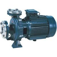 China 300m3/h DIN 24255 Single Stage Centrifugal Pump for Spray Booths on sale