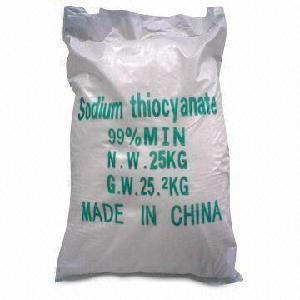Cheap Sodium Thiocyanate for sale