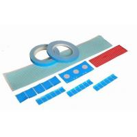 China Waterproof Thermal Conductive Tape Blue Liner High Temperature Stability on sale