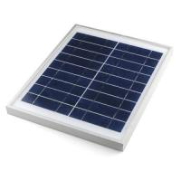 China High Transmittance Polycrystalline Solar Panel Excellent Weathering Resistance on sale