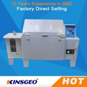 SO2 Gas Salt Spray Test Machine , Salt Fog Test Chamber With PID Controller