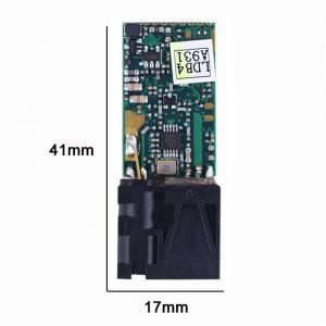 Cheap 20 Meter Laser Distance Sensor Short Range , Optical Distance Sensor 1mm Repeatability for sale