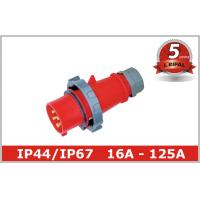 Cheap Industrial Power Plug IP67 for sale