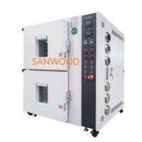 Cheap Separate Control Compartments Battery Explosion-proof Temperature Climatic Chamber for Battery Thermal Cycle Test for sale