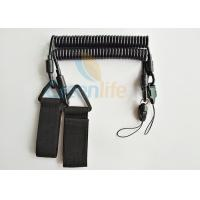 Cheap Police Equipment Plastic Retention Lanyard Handy Tool Secure Pistol Dropping for sale