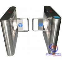 Superior Quality Swing Barrier Gate , Resistant To External Damage Automatic Bidirectional Gate