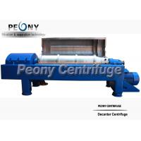 Cheap Continuous Scroll Centrifuge Decanter Centrifuge Manure Sludge for sale