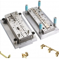 Cheap Metal Insulated Terminals Forming Precision Stamping Die for sale