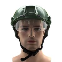 Cheap Head Protection Military Combat Helmet For Outdoor Airsoft / Paintball Players for sale