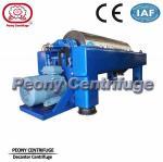 Large Capacity Decanter Centrifuges Horizontal Continuous Separation Centrifuge Manufactures