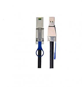 Cheap Self Lock HD Mini SAS SFF 8644 Data Server Raid Cable for sale