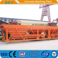 Cheap PLD1200 Integrated Design Concrete Aggregate Cement Batching Weighing Machine for sale