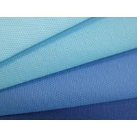 Cheap High Grade 100% Disposable Non Woven Fabric For Medical Use Blue Color for sale