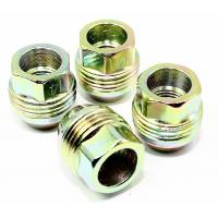 Cheap Dual Thread Open End Wheel Lug Nuts Acorn Seat Replacement 10.9 Grade Heat Treated for sale