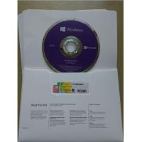 Cheap Microsoft Windows 10 Pro professional 32/64 DVD packaging English version licensed product code. for sale
