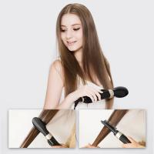 Cheap Black Mini family expenses Variety hair styling machine hair dryer Ladies hair salon One machine for Variety style for sale