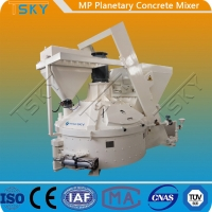 Cheap Low Noise MP375/250 11KW Planetary Concrete Mixer for sale