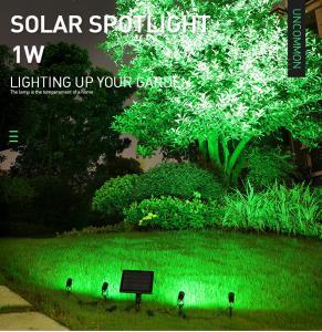 Cheap 4 Head Solar Spot Lights Home Depot / Flag Pole Solar Powered Led Spotlight for sale