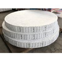 Buy cheap Round Mattress Spring Unit Circel Shape Bed Spring Special for Theme Hotels from wholesalers