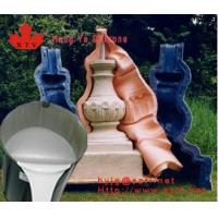 China RTV silicone moulding rubbers on sale
