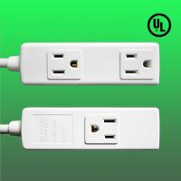 Cheap 3outlet US power extension cord for sale