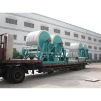 Cheap Rotary Drum Dryer Machinery For Baby Rice Cereal Food Processing Industry for sale