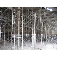 Ladder Scaffold System : Aluminum ladder frame scaffolding system high strength for
