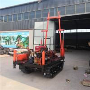 Borehole Core / Soil Investigation Drilling Equipment For 150 Meter
