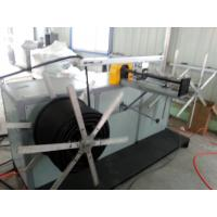Multi - Color PPR Pipe Machine For Drinking Water , Plastic Pipe Manufacturing Machine Manufactures