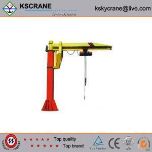 Cheap 1ton Slewing Jib Crane for sale