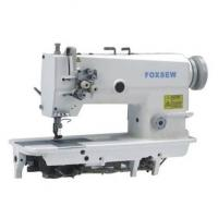 Cheap Fixed Needle Bar Double Needle Lockstitch Sewing Machine FX842 for sale
