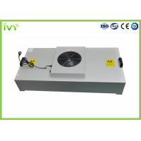 Cheap Easy Installation Hepa Filter Fan Unit Single Phase High Energy Saving Ability for sale