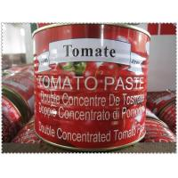 Cheap factory supply health food canned tomato sauce bulk tomato paste 3000g tomato ketchup sachet for sale