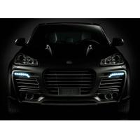 Cheap Aluminium Long life Auto 1W Electrofacing silver housing Emark led drl lights for sale
