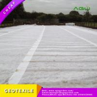 Cheap China high tensile strength non woven geotextile 600gsm for sale