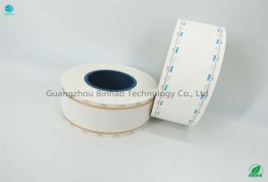 Cheap Cigarette Filter Paper Printing Ink Sizing Degree 60% Customized Size for sale