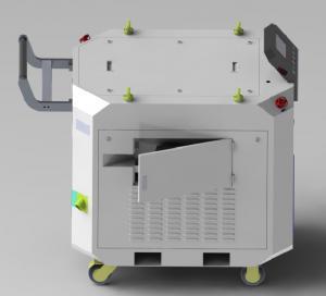 Cheap HEROLASER 500Watt Laser Derusting Machine For Railway Cleaning for sale