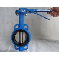 Cheap Water Type Butterfly Valve Factory for sale