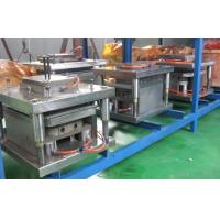 Punching Machinery Aluminum Foil Container Mould Take Away Container , 450ml Manufactures