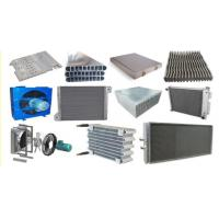 Cheap Thermal Anodized Aluminum Heat Sink Machined Metal Parts Anti Corrosive for sale