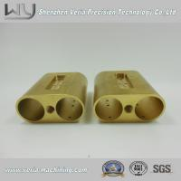 China Precision CNC Machining Copper Part/CNC Machine Part Tin Bronze Integrated Machined Part on sale