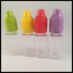 Cheap Square Plastic Squeezable Dropper Bottles Excellent Low Temperature Performance for sale