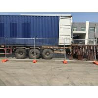 Cheap New Zealand Temporary Fence Sales and Supplies/Temporary Fence Products for Construction/ Supplier of Security and Crowd for sale