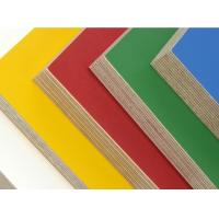 Cheap High gloss UV coated Commercial Plywood For furniture Decoration for sale