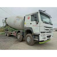 Cheap Howo Brand Used Cement Truck 20 Cubic Lhd 8x4 Diesel 2018 Year for sale