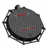 Cheap CTCD85 Steel Manhole Cover Round for sale