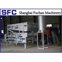 Cheap Industrial Filter Press For Sludge Dewatering , Wastewater Sludge Dewatering Equipment for sale
