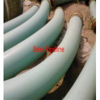Cheap AWWA C213 DIN 30678 Polythylene Coating Pipe / Anti Corrosion Steel Pipe for sale