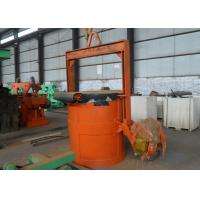 Cheap Metallurgical industry 3.5t the molten steel molten iron motorized bail steel ladle for sale